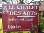 LE CHALET DES ARTS