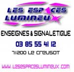 LES ESPACES LUMINEUX