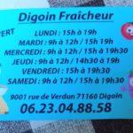 Digoin Fraicheur